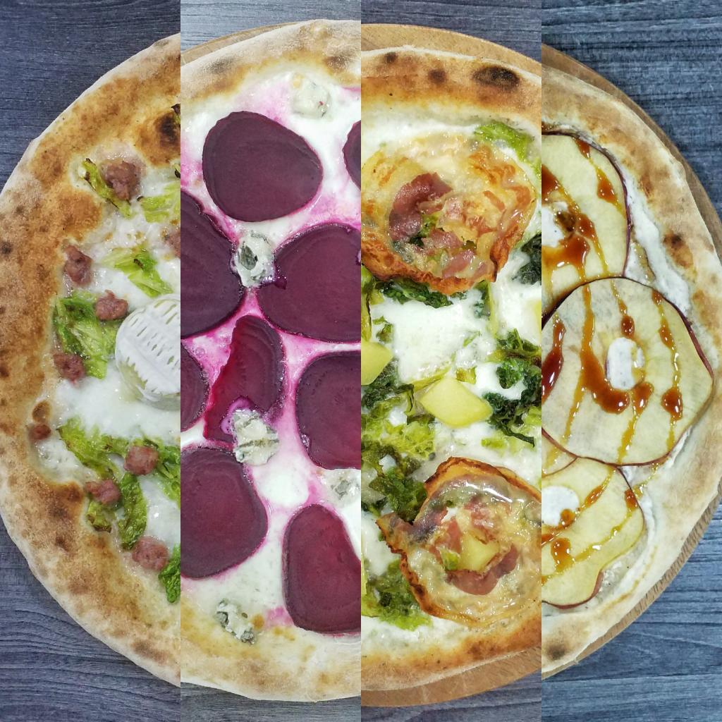 foto anteprima - nuove pizze in edizione limitata di dicembre