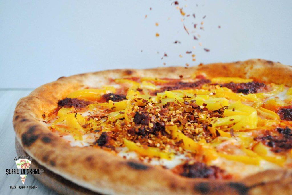 Fuoco - Pizze classiche - pizzeria Soffio di Grano