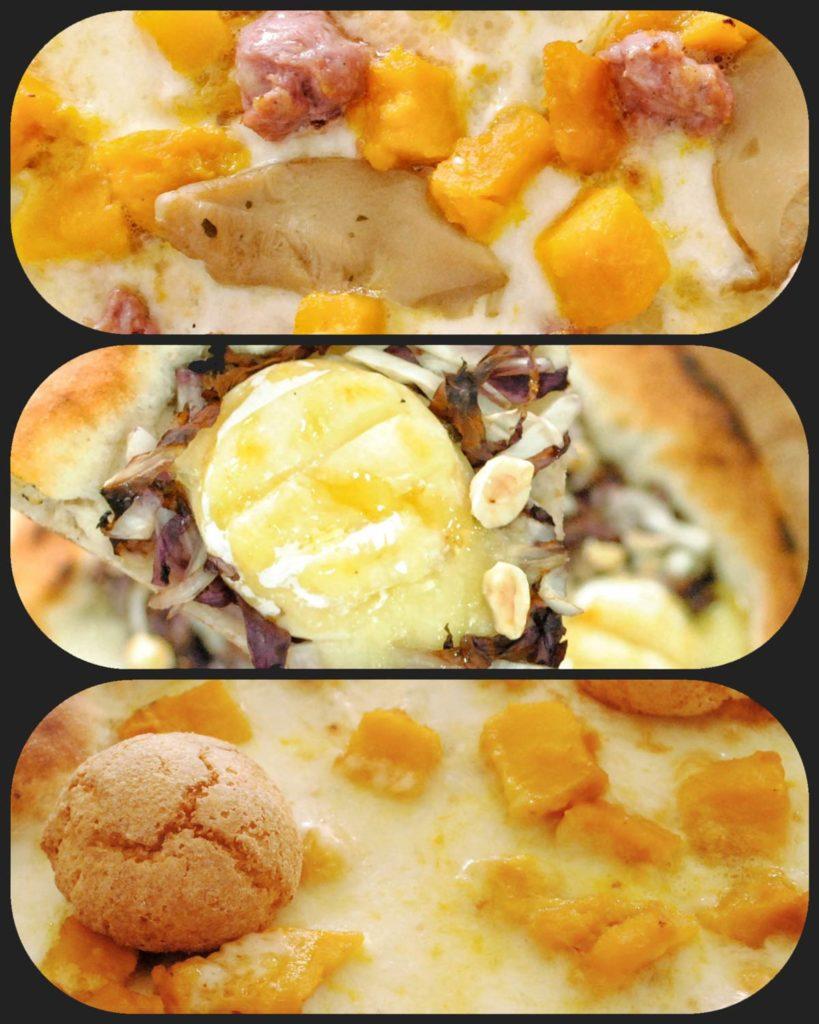 Ecco le nuove pizze in edizione limitata 😋 Disponibili per tutto il mese di ottobre, da Soffio di Grano!