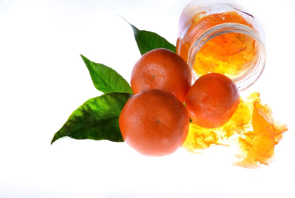 Marmellata di mandarini - Soffio di Grano & Curiosità