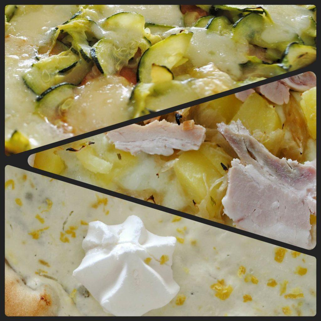 Nuove pizze in edizione limitata - Marzo - Pizzeria Soffio di Grano