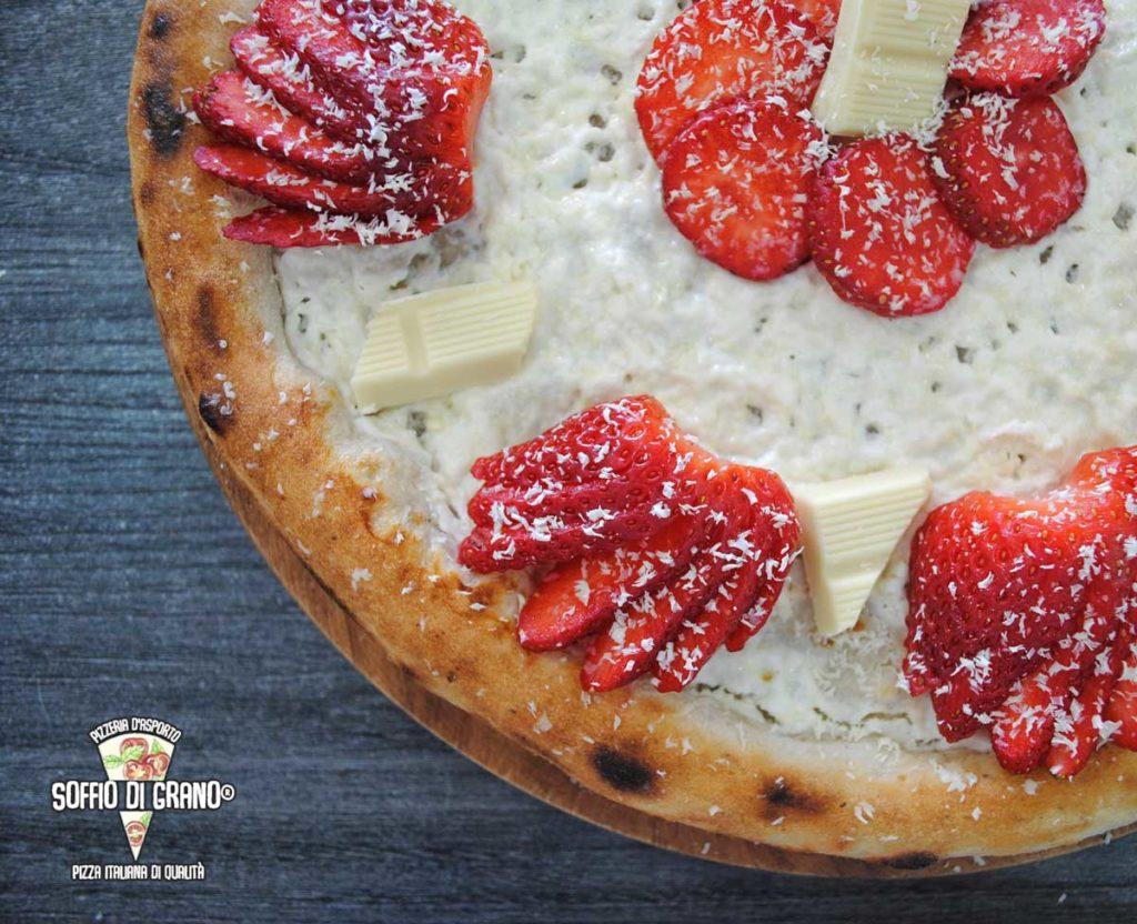 Edizione limitata - Aprile - pizzeria Soffio di Grano