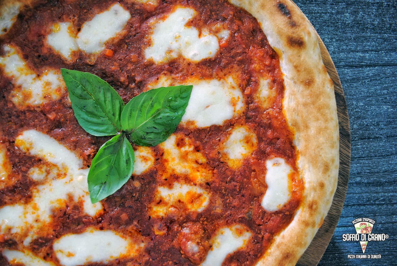 Margherita alla bolognese - Edizione limitata Ottobre 2019