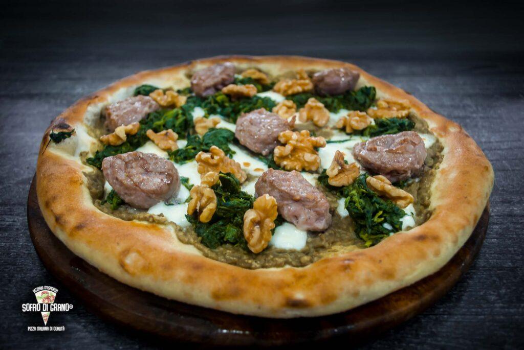 Crema di lenticchie, cotechino, spinaci, noci - Soffio di Grano - Edizione limitata - Gennaio 2021