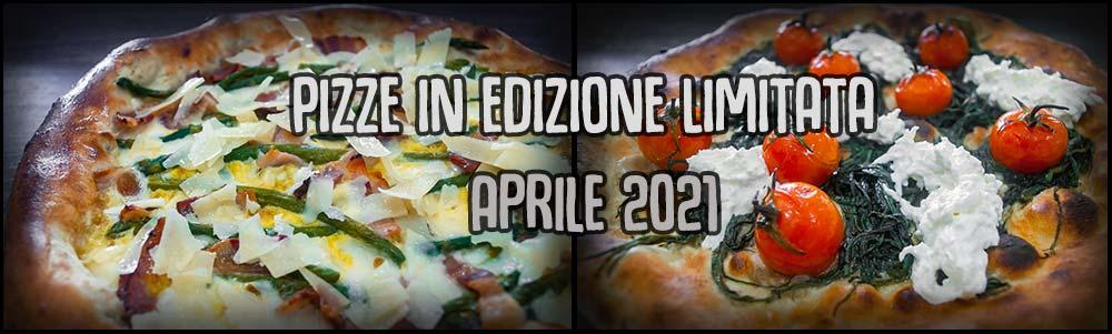 Soffio di grano pizze in edizione limitata!
