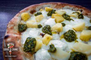 Patate, squaquerone, pesto di basilico - Edizione limitata Luglio 2021 - Soffio di Grano