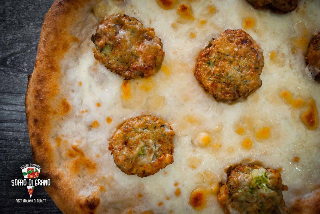 Crocchette di zucchine e formaggio Val Cavallina - Soffio di Grano - Edizione Limitata - Settembre 2021